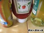 """Свиная отбивная во фритюре """"Тонкацу"""" ингредиенты"""