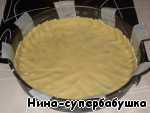 """Пирог """"Штирлиц"""" Соль"""