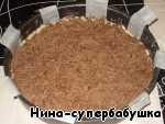 """Пирог """"Штирлиц"""" Яйцо"""
