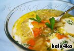 """Суп с сельдереем """"Легкий"""" ингредиенты"""
