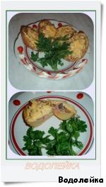Жюльен в картофеле ингредиенты