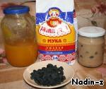 Ржаной квас (белый) ингредиенты