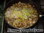 Киш с грибами и сыром ингредиенты