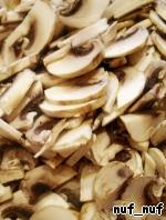 Суп из белой фасоли с грибами ингредиенты