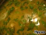 Постный грибной суп с фасолью ингредиенты