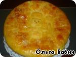Сырный пирог на творожном тесте ингредиенты