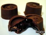 """Конфеты """"Вишня в шоколаде"""" ингредиенты"""