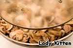 Французский киш с курицей и грибами ингредиенты