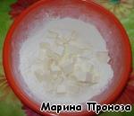 """Жареный торт """"Наполеон"""" с заварным кремом ингредиенты"""