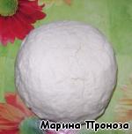 """Жареный торт """"Наполеон"""" с заварным кремом Яйцо"""