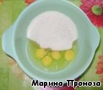 """Жареный торт """"Наполеон"""" с заварным кремом Мука"""