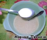 """Жареный торт """"Наполеон"""" с заварным кремом Сахар"""