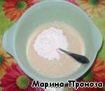 """Жареный торт """"Наполеон"""" с заварным кремом Масло сливочное"""