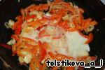 """Жареный рис по-тайски """"Кау Пад"""" ингредиенты"""