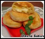 Сырные квадратики Яйцо