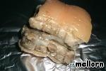 Свиная грудинка в двух пакетах ингредиенты