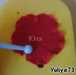 Розочка из сахарной мастики ингредиенты