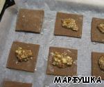 Шоколадные пряники с начинкой ингредиенты