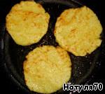 Кукурузные лепешки с сыром Яйцо