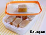 Куриные кубики домашнего приготовления ингредиенты