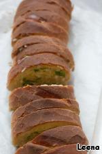 фото Сырно-чесночный хлеб