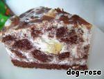 """Торт """"Штучная работа"""" Фрукты"""