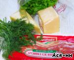 """Закуска """"Сыр в тулупе"""" ингредиенты"""