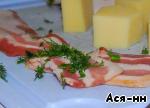 """фото Закуска """"Сыр в тулупе"""""""