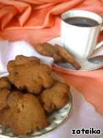 Гречневое печенье с шоколадом ингредиенты