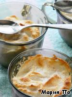 Яблочное суфле ингредиенты