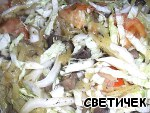Тeплый салат с белыми грибами Картофель