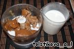 Манный десерт  'Шатенка' ингредиенты