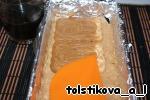 Манный десерт  'Шатенка' Молоко сгущенное