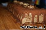 Манный десерт  'Шатенка' Орехи грецкие