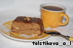 Манный десерт  'Шатенка' Печенье