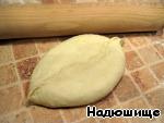 Пирожки для пикника Сыр твердый