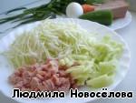 "Салат ""Весна"" ингредиенты"