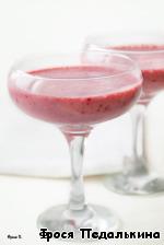 Смузи с овсянкой и вишней ингредиенты