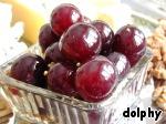 Маринованный виноград Виноград
