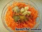 Салат из фасоли в азиатском стиле ингредиенты
