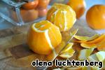 Марокканский апельсиновый салат с финиками ингредиенты