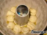 """фото """"Обезьяний"""" хлеб с сыром и чесноком"""