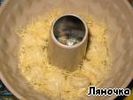 """""""Обезьяний"""" хлеб с сыром и чесноком Мука"""