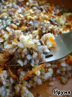 """Гречневая """"Слоенка"""" с морковью и грибами ингредиенты"""