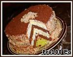 """Торт к чаю """"Абрикосовое Наслаждение"""" Яйцо"""