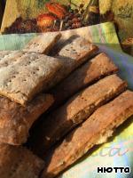 Зерновые дрожжевые хлебцы ингредиенты