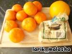 Варенье из цитрусовых с имбирем ингредиенты