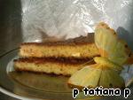 Мандариновый пирог Соль - щепотка