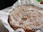 Апельсиновый торт Стружка кокосовая