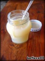 Домашнее сгущенное молоко Сахарная пудра